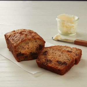 Dolce Banana Chocolate Chip Quickbread